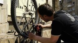 Radinspektion in Odessa