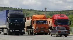 Die Feinde auf russischen Straßen
