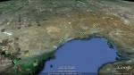 Ultratour - Strecke von Astrachan nach Emba