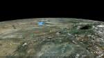 Strecke der Ultratour von Shymkent nach Karkara