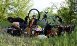 Vierter Speichenbruch vor Volgograd