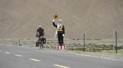 Michael in Tibet zwischen Rutok und Ali