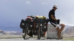 1000 Kilometer auf dem Xinjiang-Tibet-Highway liegen hinter uns.