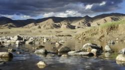 Aufziehendes Gewitter - auf dem Weg zum Mount Kailash