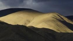 Beeindruckende Lichtstimmungen auf dem Tibet-Plateau