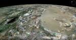 Die chinesische Provinz Xinjiang mit einigen Stationen der Ultratour