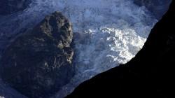 Eisbruch am 7227 Meter hohen Langtang Lirung