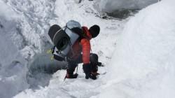 Im Shisha-Pangma-Eisbruch